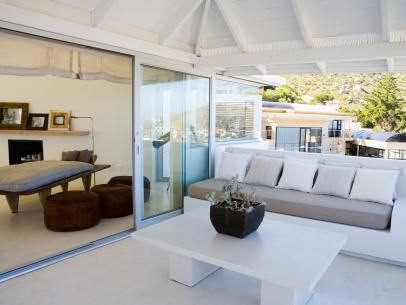 Sliding Glass Walls for Patios | Outdoor Design - Landscaping Ideas, Porches, Decks, & Patios | HGTV