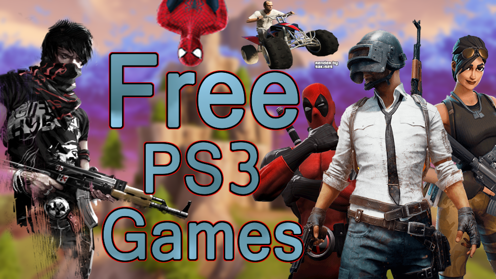 PS3 Games Download — PS3 Jailbreak Games Free Download (iso, pkg