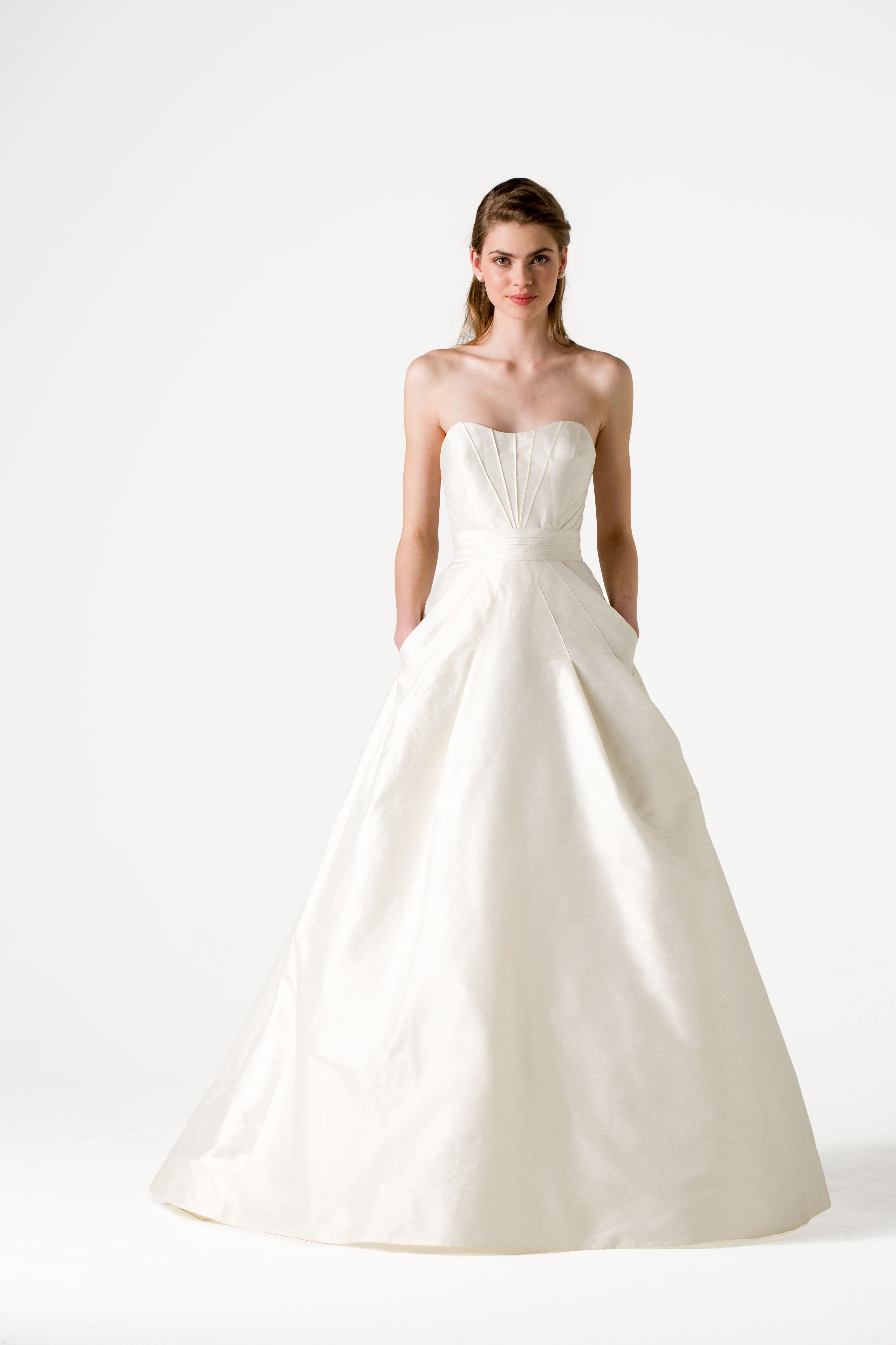 Aspen Blue Willow Bride by Anne Barge collection, Spring