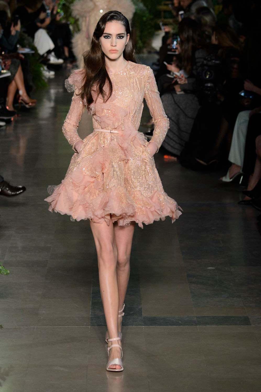 Elie Saab Couture S/S 15 | Harper's Bazaar