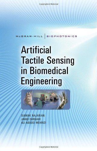 Artificial Tactile Sensing in Biomedical Engineering (McGraw-Hill - biomedical engineering job description