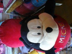 sofa anak karakter mickey mouse - sofakuta