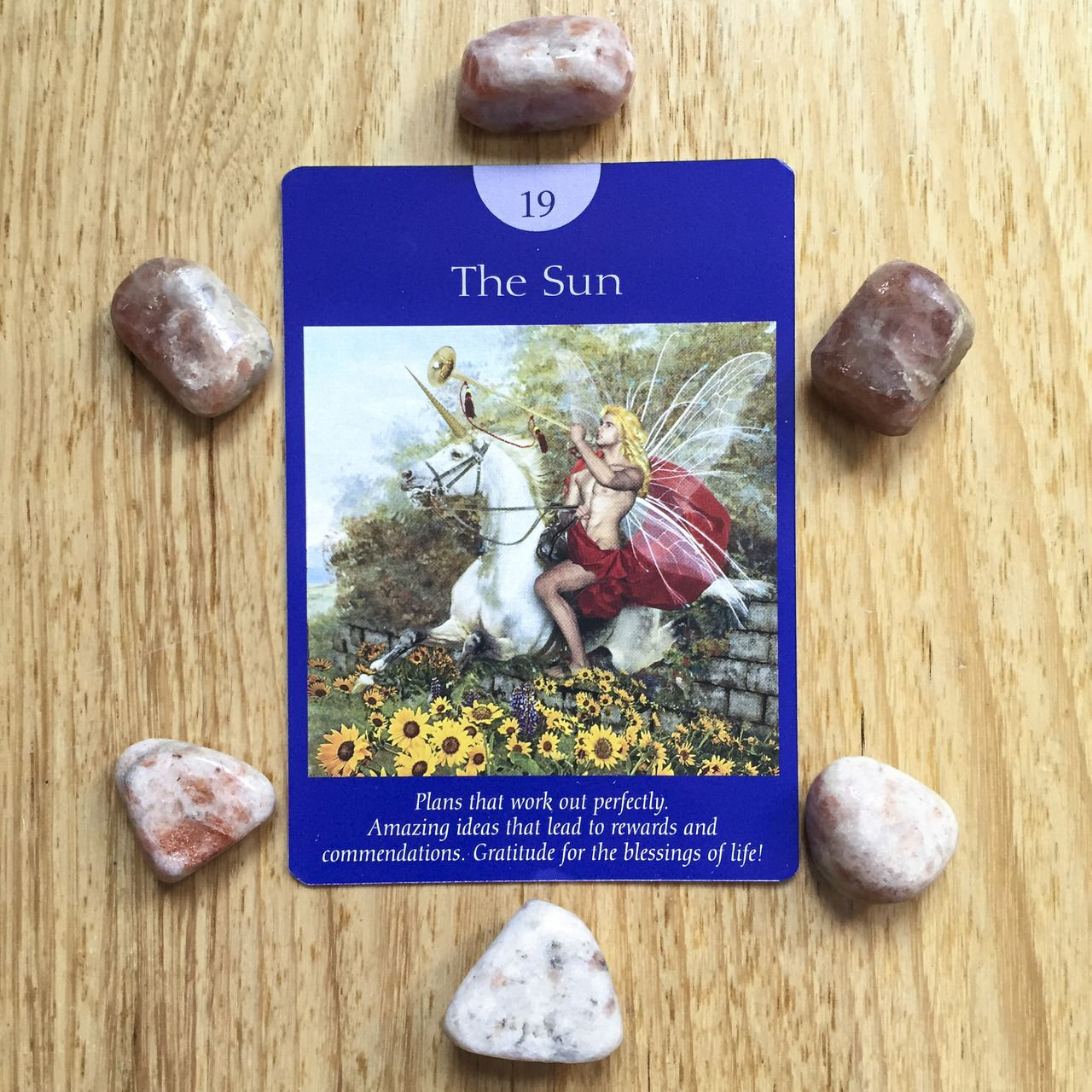 Card of the day 29 june the sun by radleigh valentine