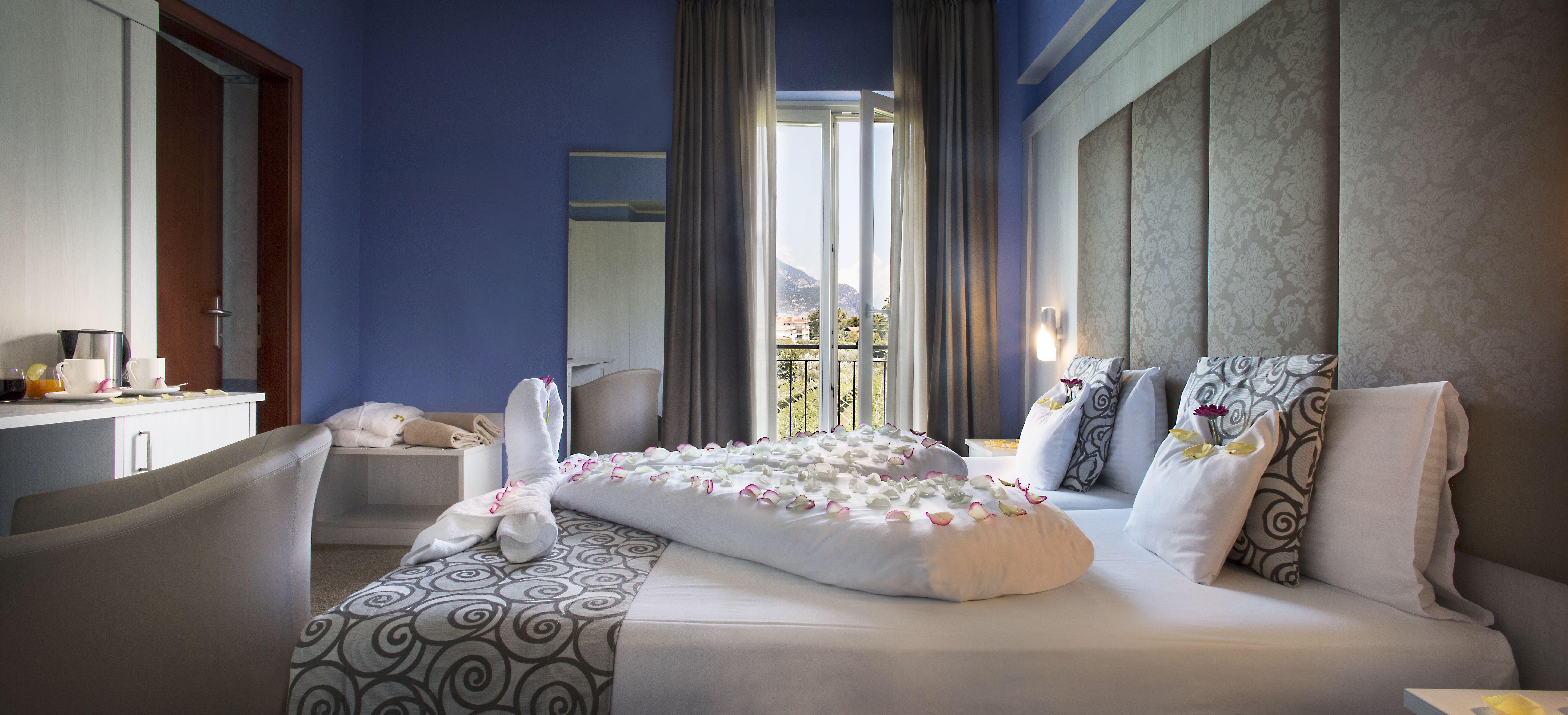 Pin di Villa Nicolli Romantic Resort su Camere Rooms