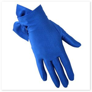 I'll use these sort of gloves for his hands.