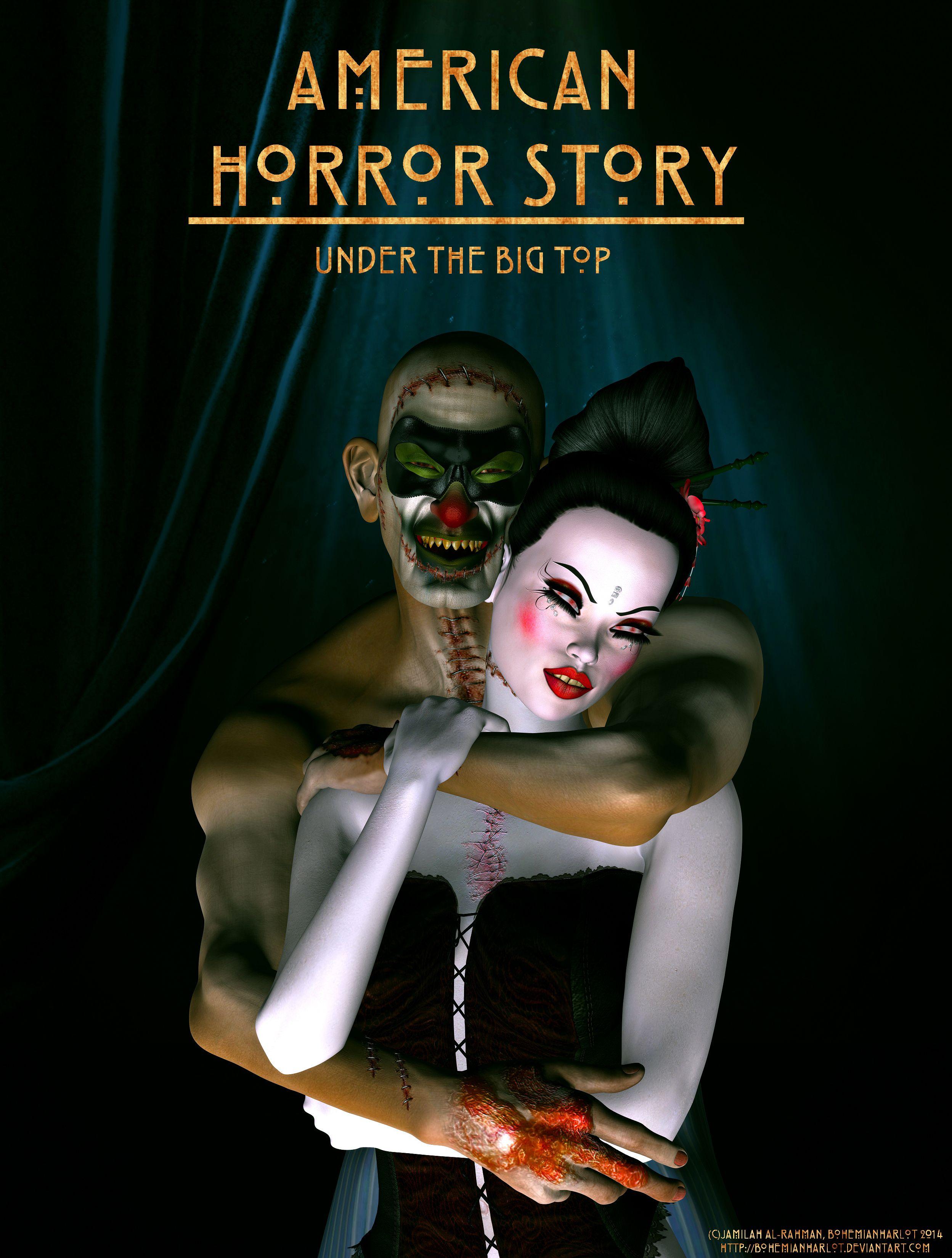 Pin On American Horror Story Freak Show