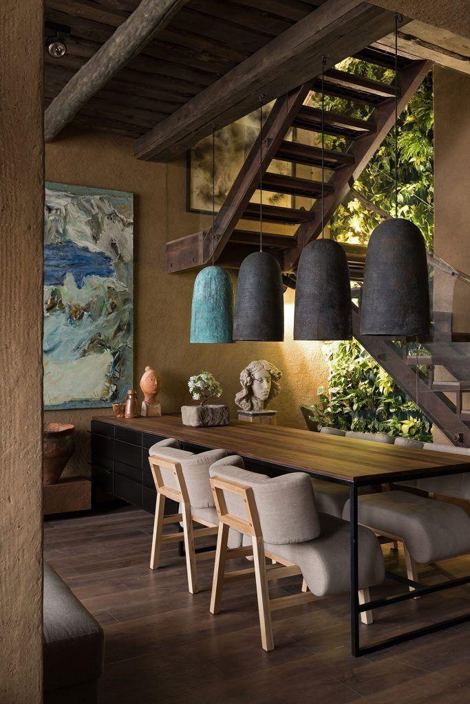 Lamparas imitacion cemento interiores y exteriores for Imitacion replica lamparas diseno