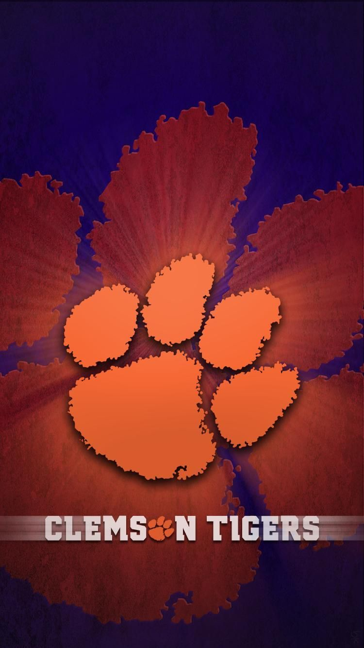 35 Clemson Iphone Wallpapers Download At Wallpaperbro Clemson Tigers Wallpaper Clemson Wallpaper Clemson Tigers Football