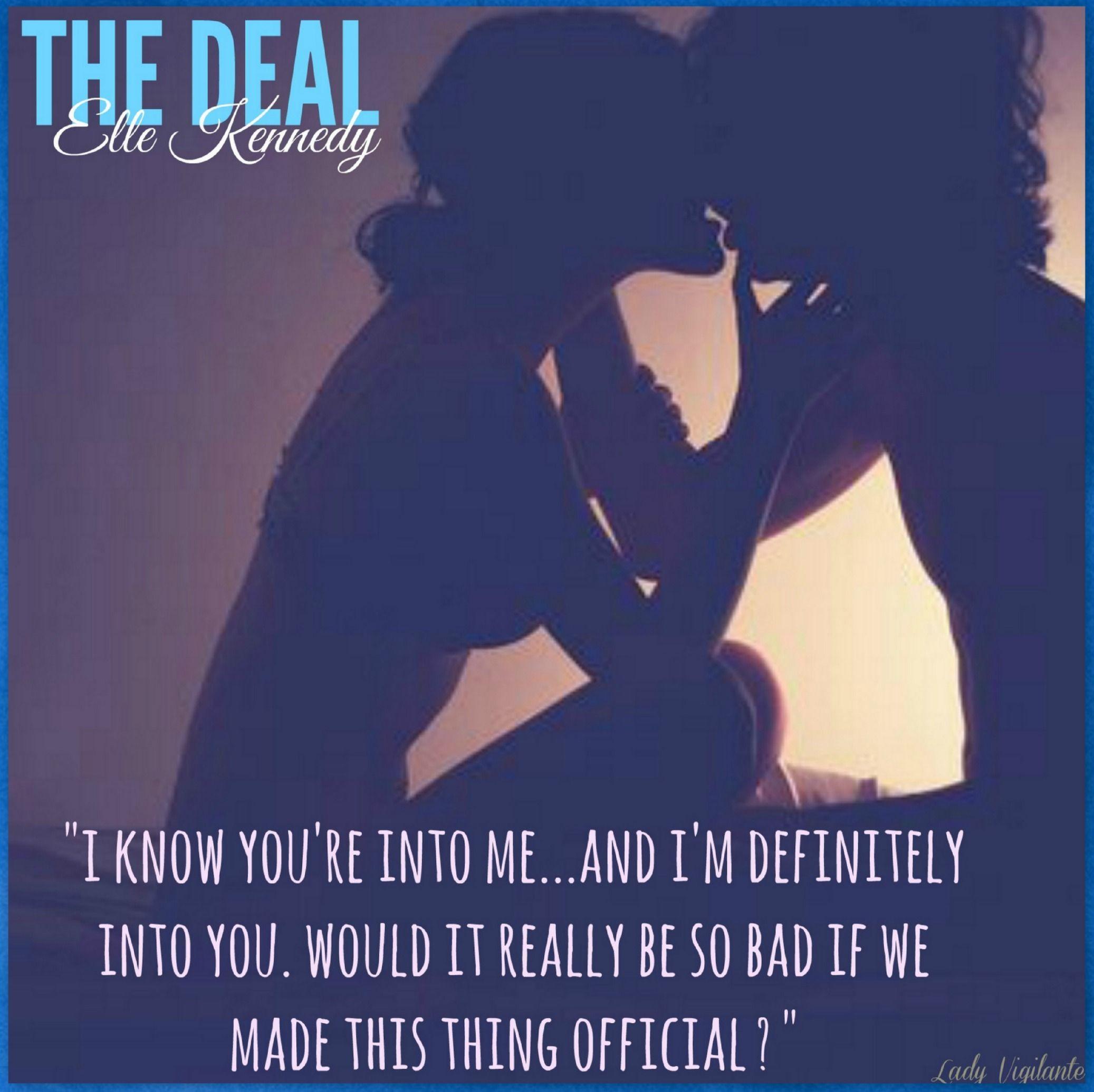 The Deal by Elle Kennedy - Hannah & Garrett