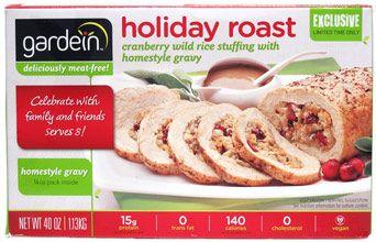 Gardein Holiday Roast Veganessentials Online Store Holiday Roasts Vegan Thanksgiving Vegan Turkey