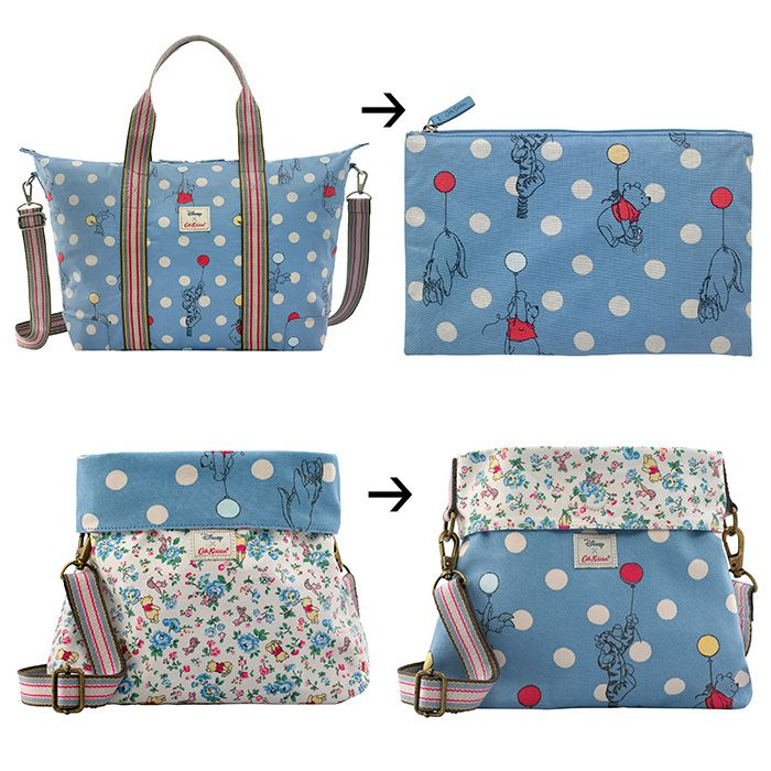 Disney And Cath Kidston Collection Winnie The Pooh Range Good Housekeeping