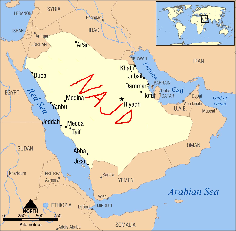 Saudi Najdi Tabuk Saudi Arabia Taif