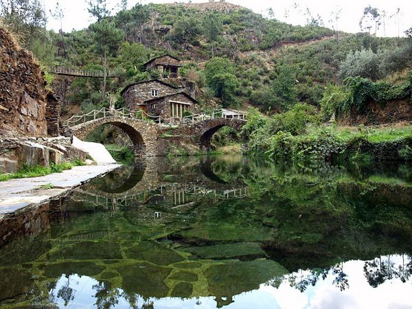 Piodao Portugal Something Right Out Of The Hobbit With Images