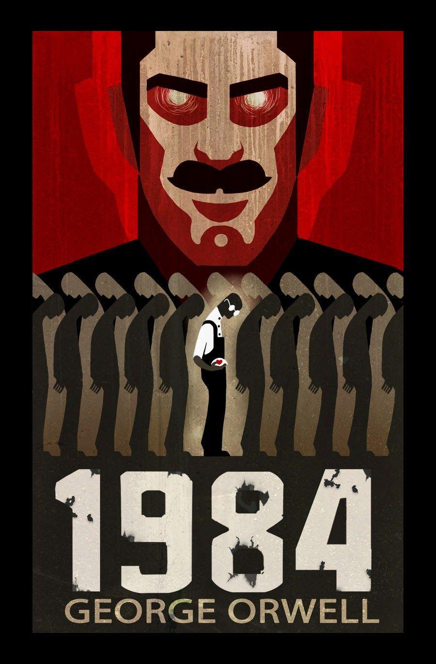 Contexto Social Libro 1984 George Orwell Literary Books
