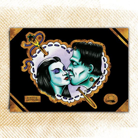 Herman Lily Munster Flash Sheet By Kid Subtitle Limited
