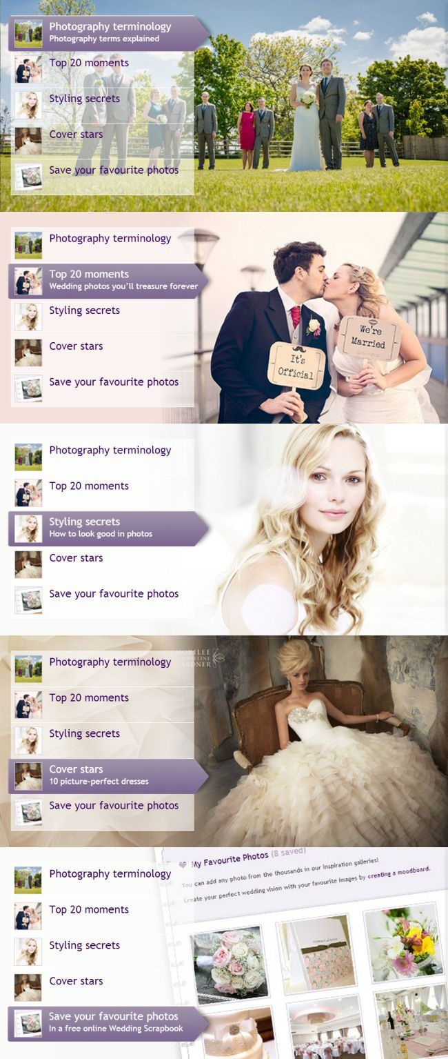 Learn Everything You Need To Know About Wedding Photography During September 2013