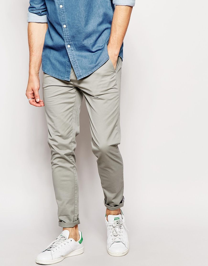 80d0c62d42667 Pull&Bear Smart Skinny Chino | out with the old.... in with the new ...