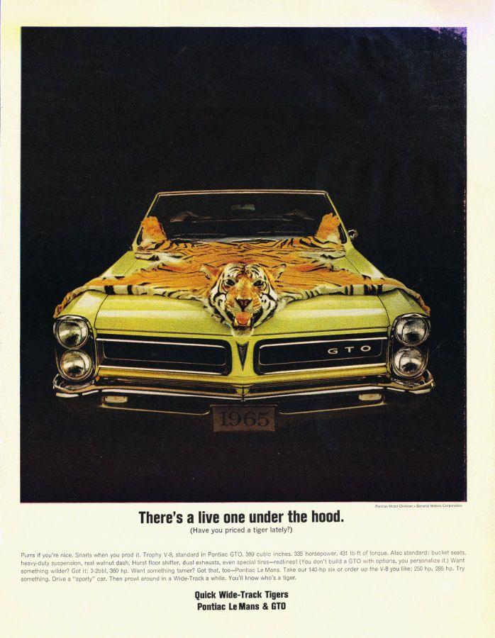 1965 Pontiac Ad-10