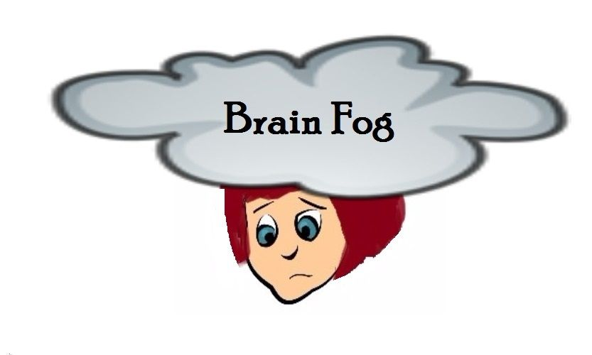 The first time Original Dragon Mother saw 'brain fog' listed as a possible side effect of an RA drug, she laughed. Then she started that drug and is no longer laughing