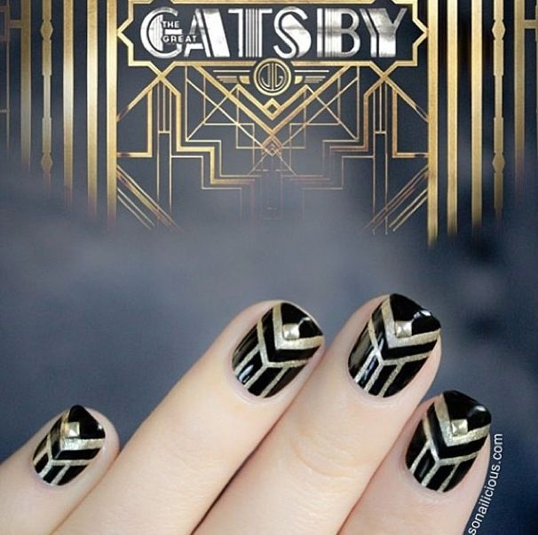 Gatsby Nails