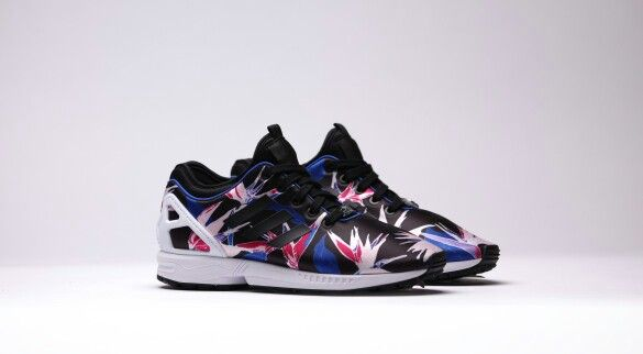 adidas zx flusso dei fiori scarpe, scarpe