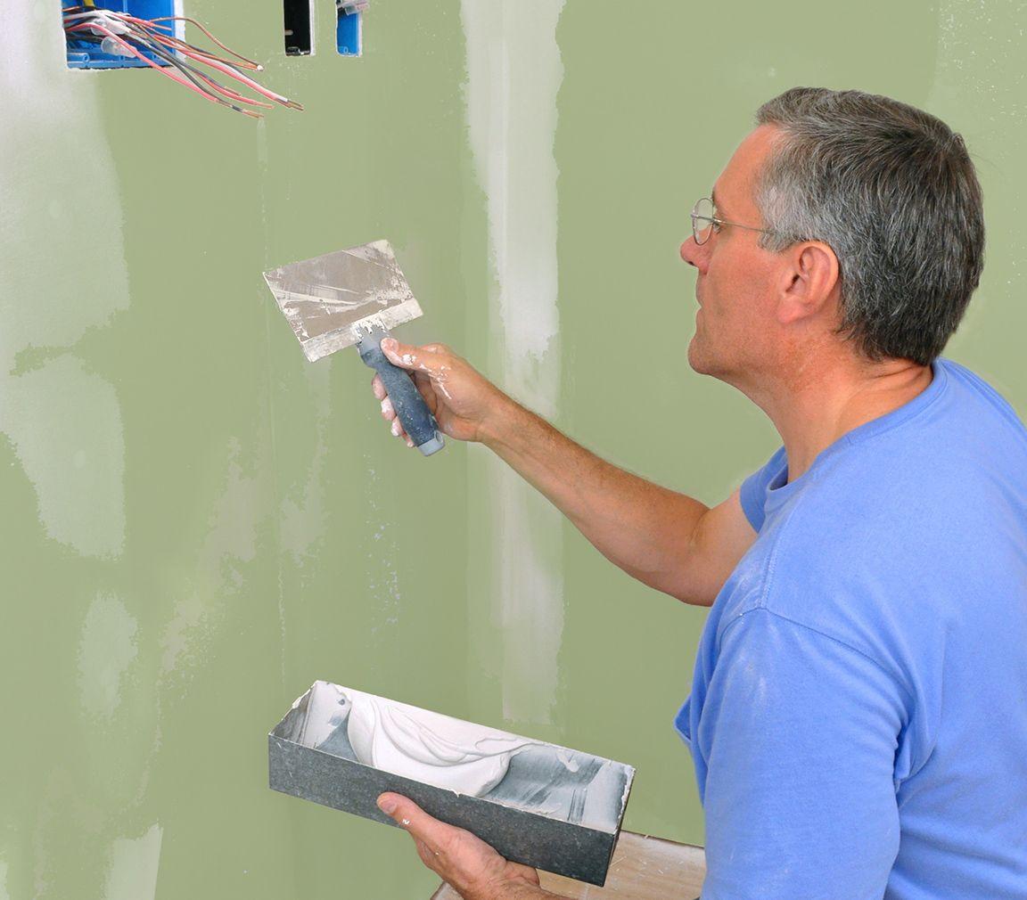 Installing Bathroom Drywall or Cement Board Drywall
