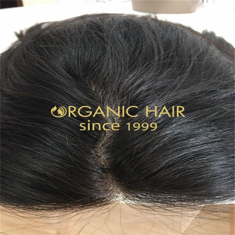 Best quality 100% human hair custom hair