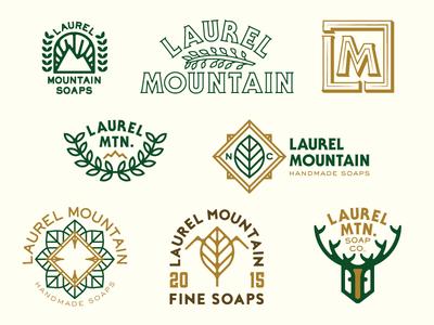 Laurel Mountain Soap Exploration