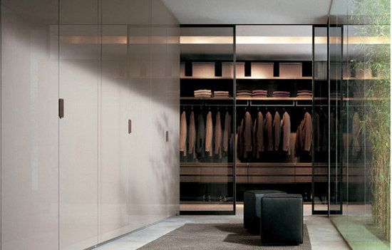 Poliform Ubik Inloopkast : Walk in cupboards storage shelving ubik poliform check it