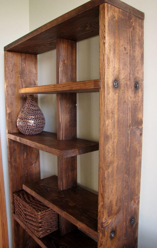 2 Bookshelf Ideas With Pallet For Your Dorm Bookshelves Diy