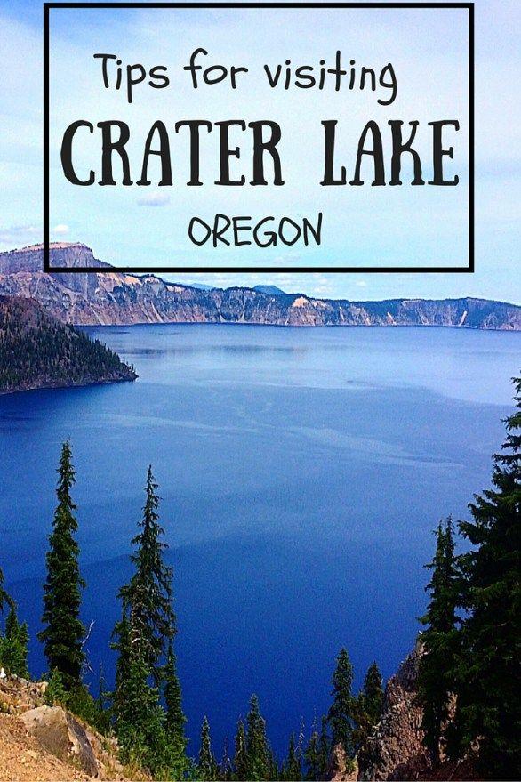 Seven Wonders of Oregon: Crater Lake National Park