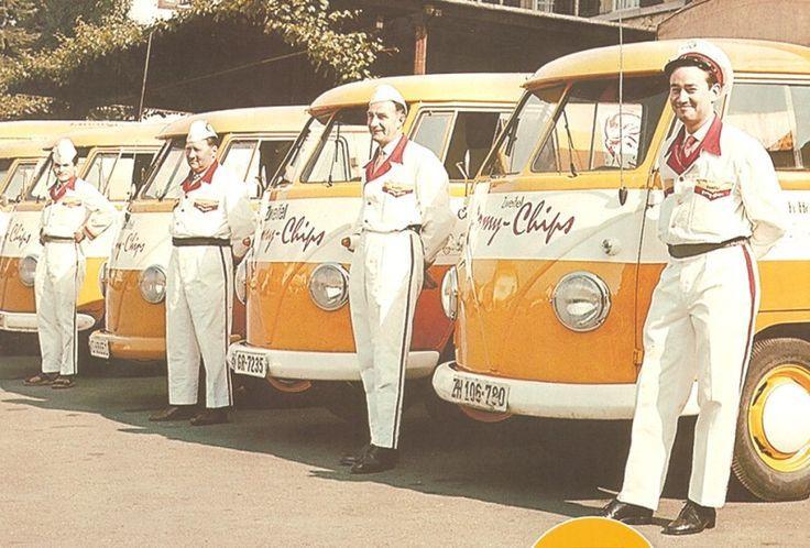 Flota VW typ 2.