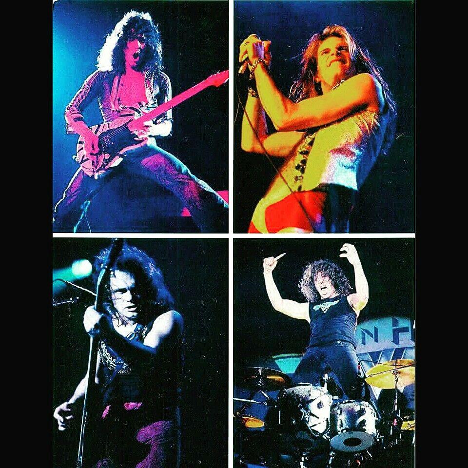The Mighty Van Halen Eddie Van Halen Van Halen 1 Van Halen