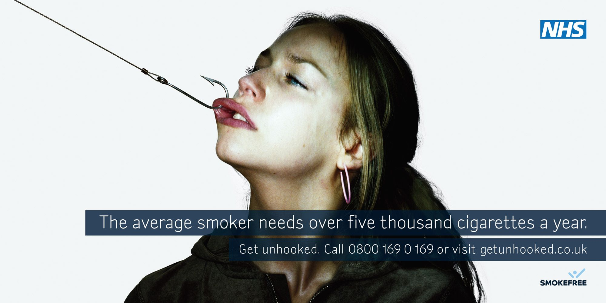 This Is Shock Advertising The Image You Initially See Grabs Your - 35 controversial shocking adverts make stop think