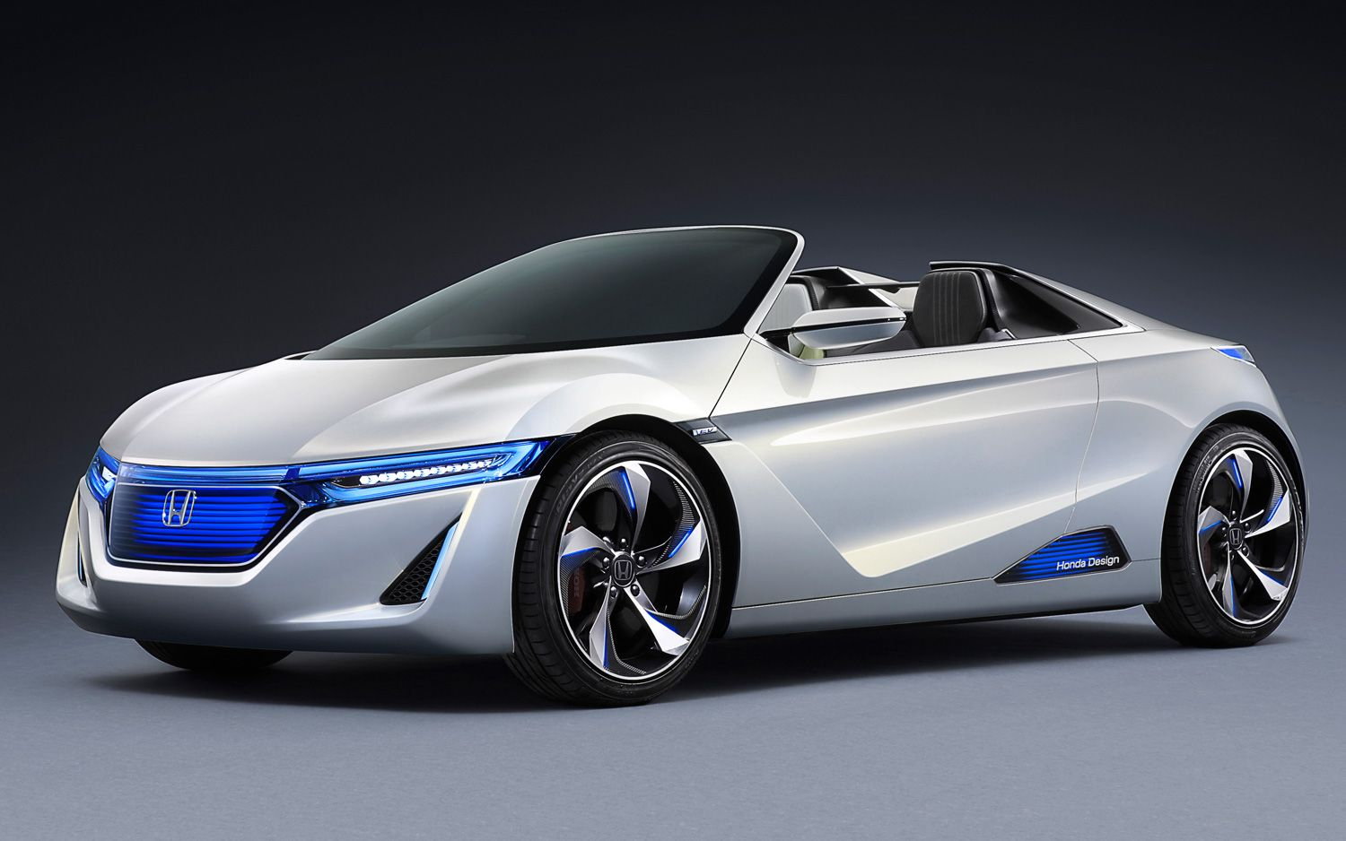 Honda S Global Product Plans Civic Type R Beat Roadster Fcx Successors Confirmed Small Sports Cars Honda Sports Car Concept Cars