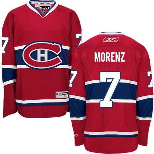 Howie Morenz Jersey-Buy 100% official Reebok Howie Morenz Men's Authentic Red  Jersey NHL