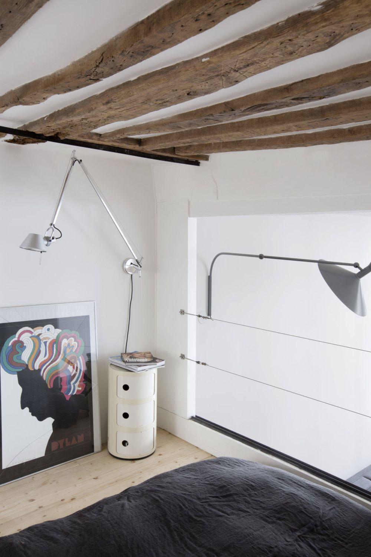 De l\'ancien au moderne… | essential | Plafonds du sous sol ...