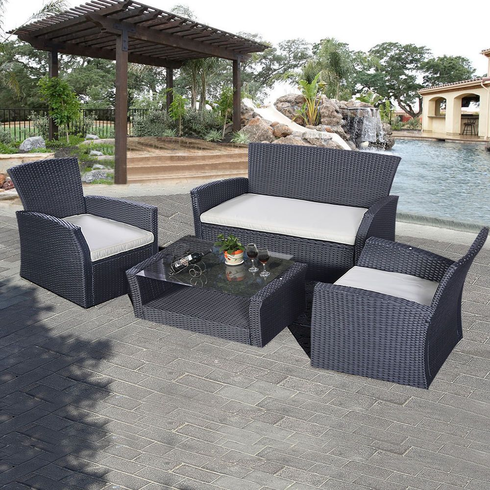 Best Wicker Patio Furniture Set Ideas Darbylanefurniture Com In