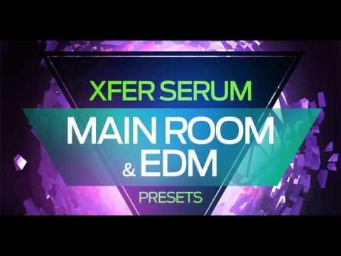 cool Production Master – Main Room & EDM Xfer Serum Presets
