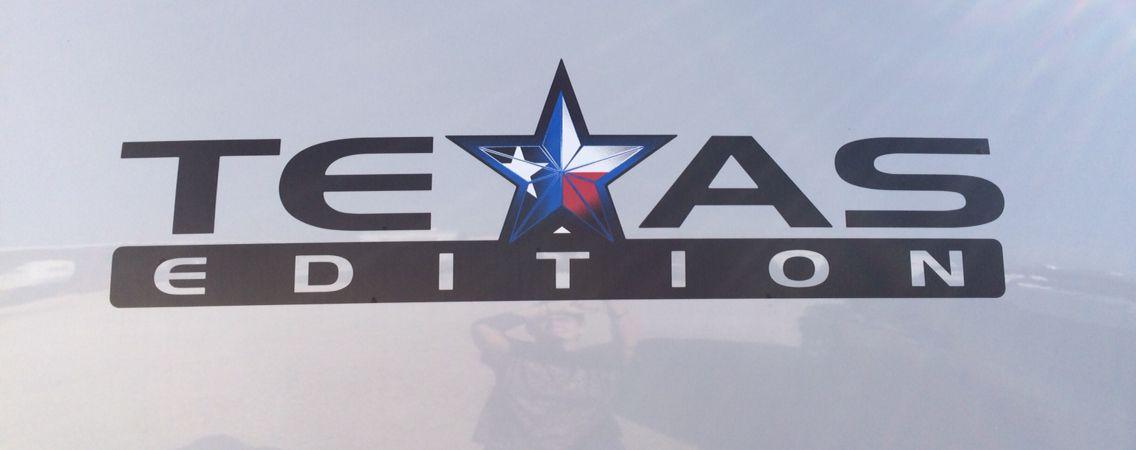 Texas edition