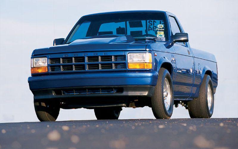 Bb E A E Afaa C F on 1995 Dodge Dakota Drag