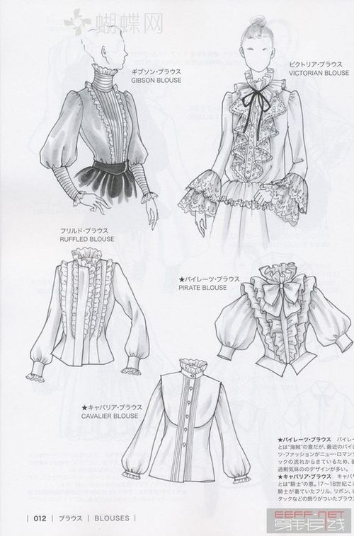 Dibujos shared by selene on we heart it also best sleeves and cuffs images in desfile de moda rh br pinterest