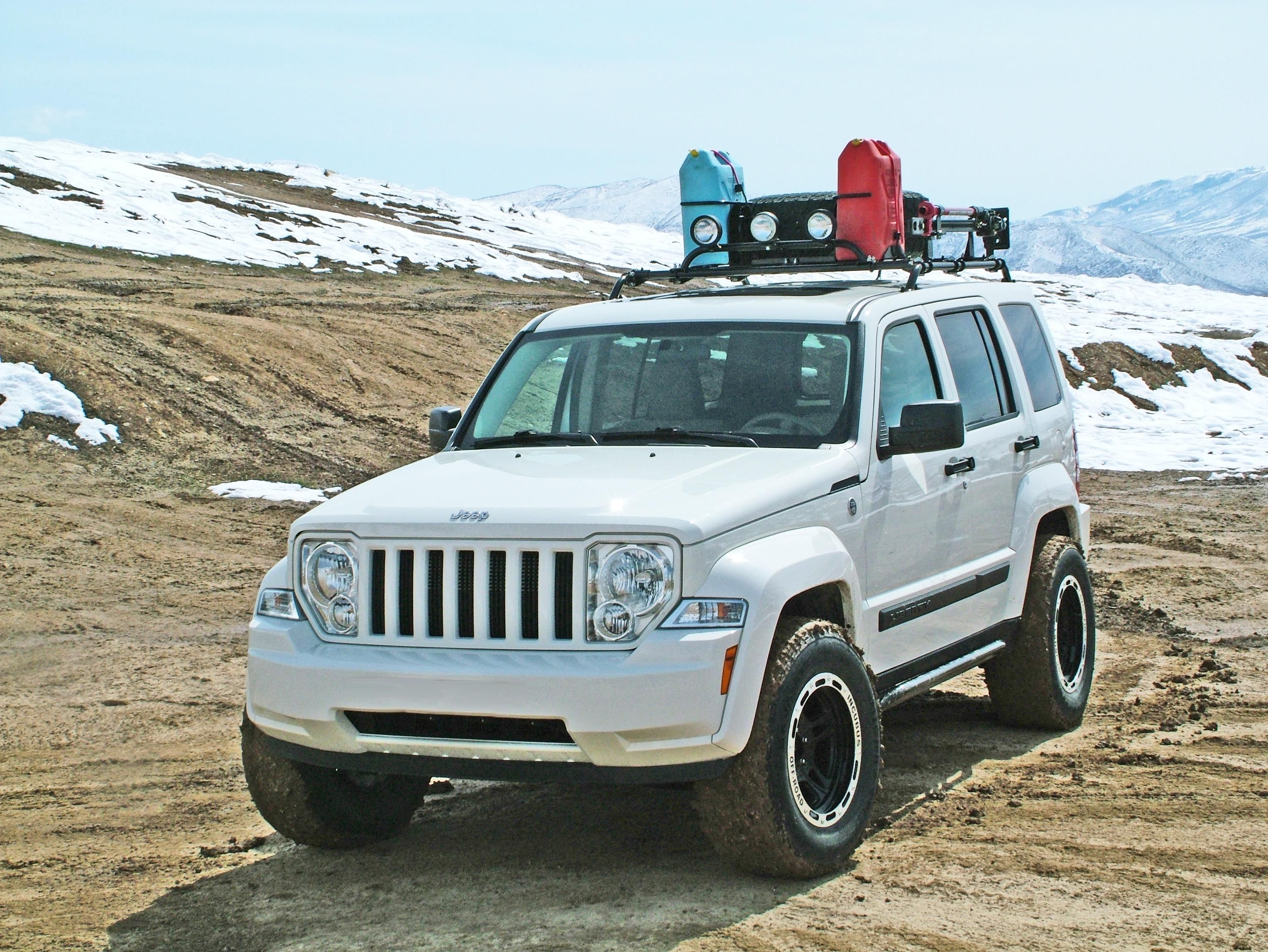 2011 jeep liberty offroad