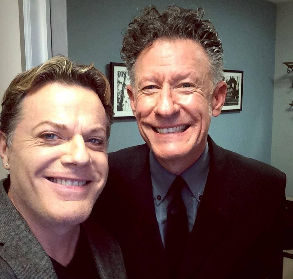 Late Late Show 23-04-2014 Lyle Lovett
