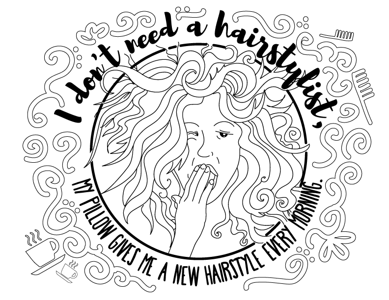 Hairstylist This Is So Me Hairstylists And Books Rh Com Hair Salon Logo