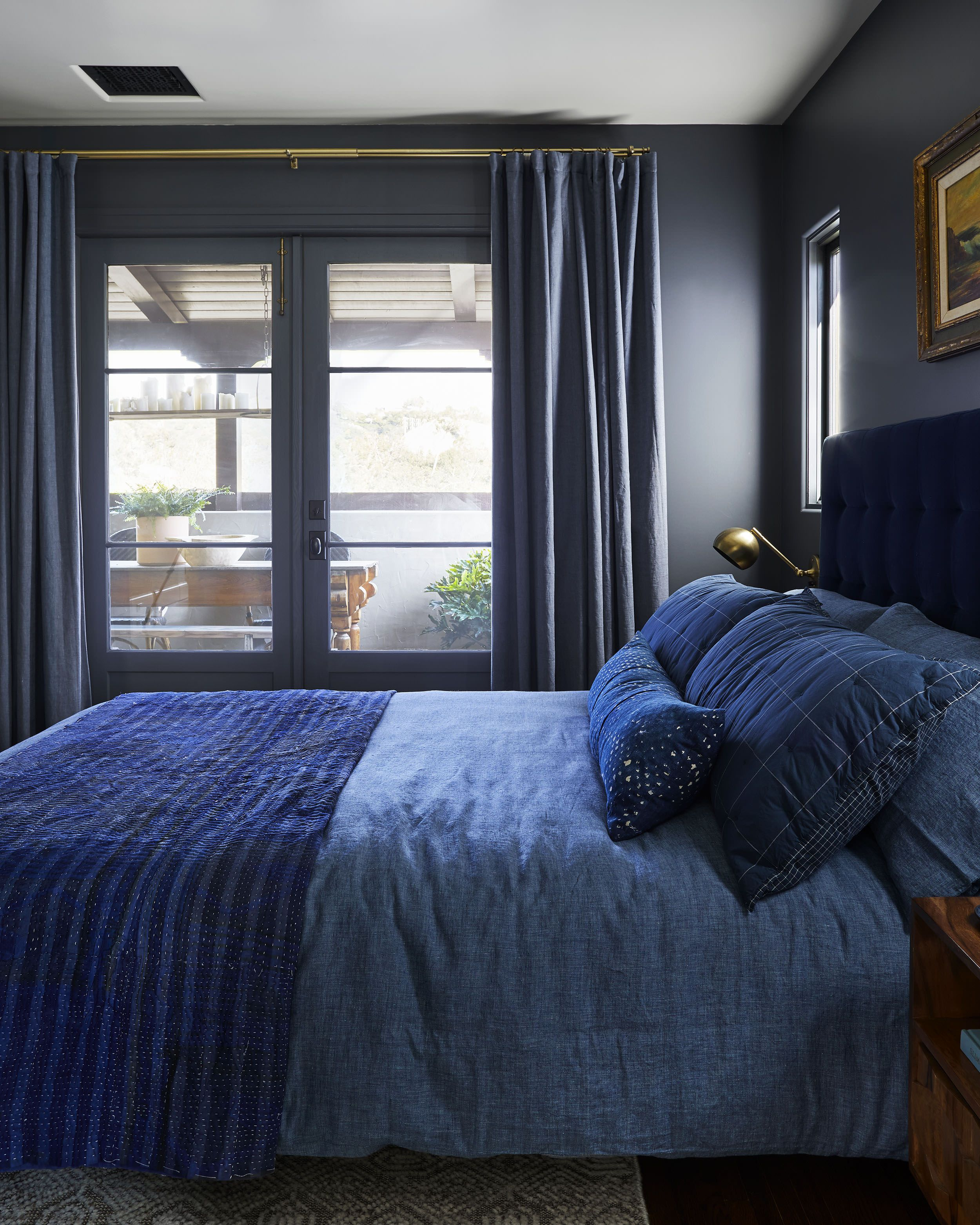 12 Bold Blue And Green Paint Colors We've Tested