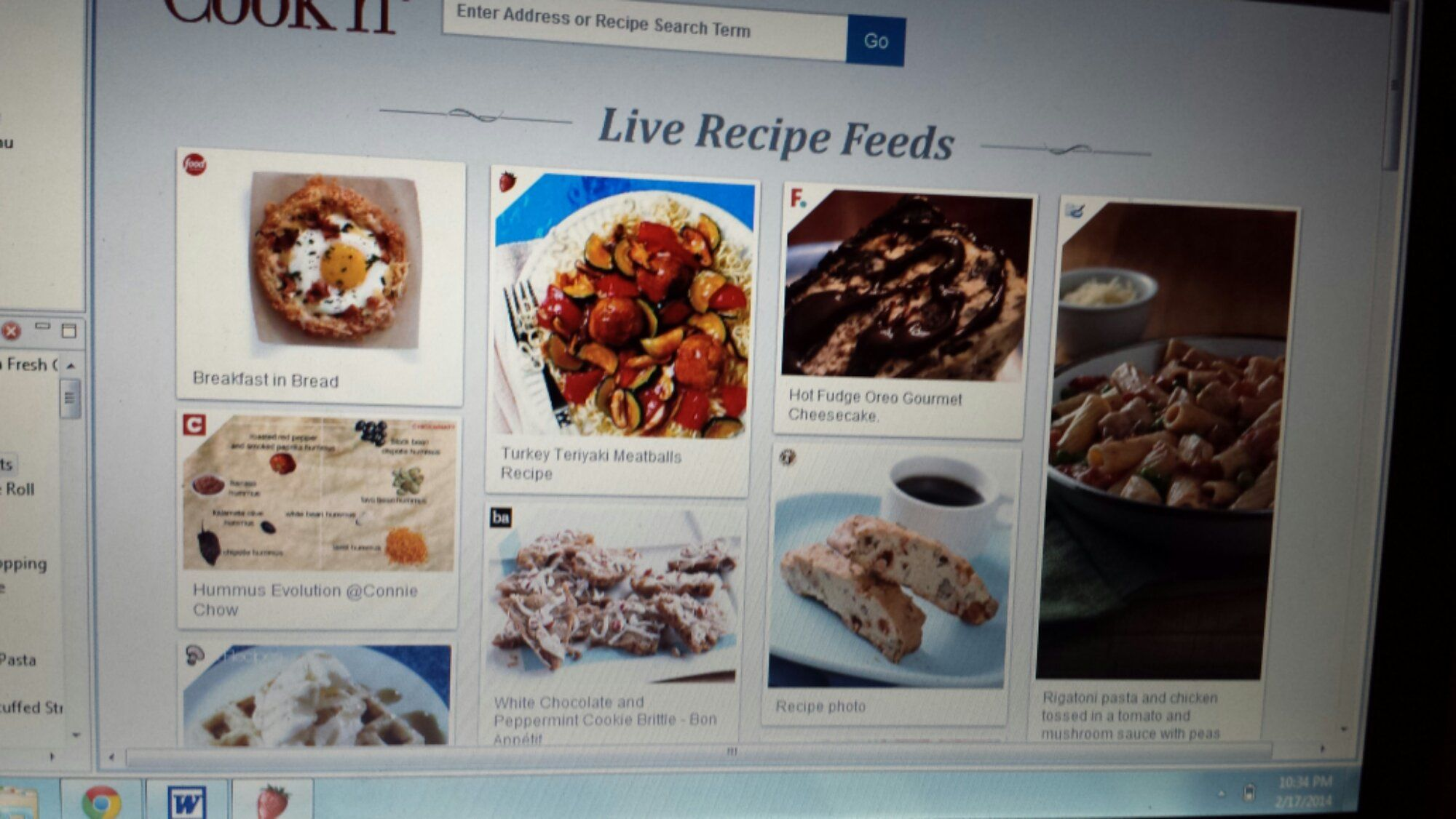 Review giveaway the amazing cookn recipe organizer version 11 recipes forumfinder Gallery