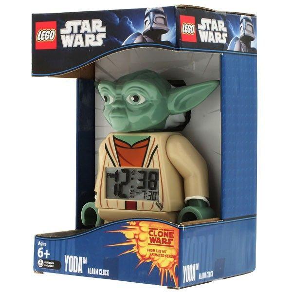 Lego Budzik Star Wars Yoda Lego Zabawki Merlinpl Prezenty