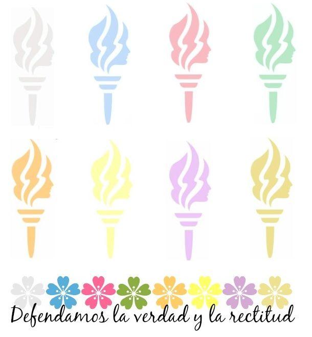 Encantador Lds Imprimibles Primarios Molde - Ideas Para Colorear ...