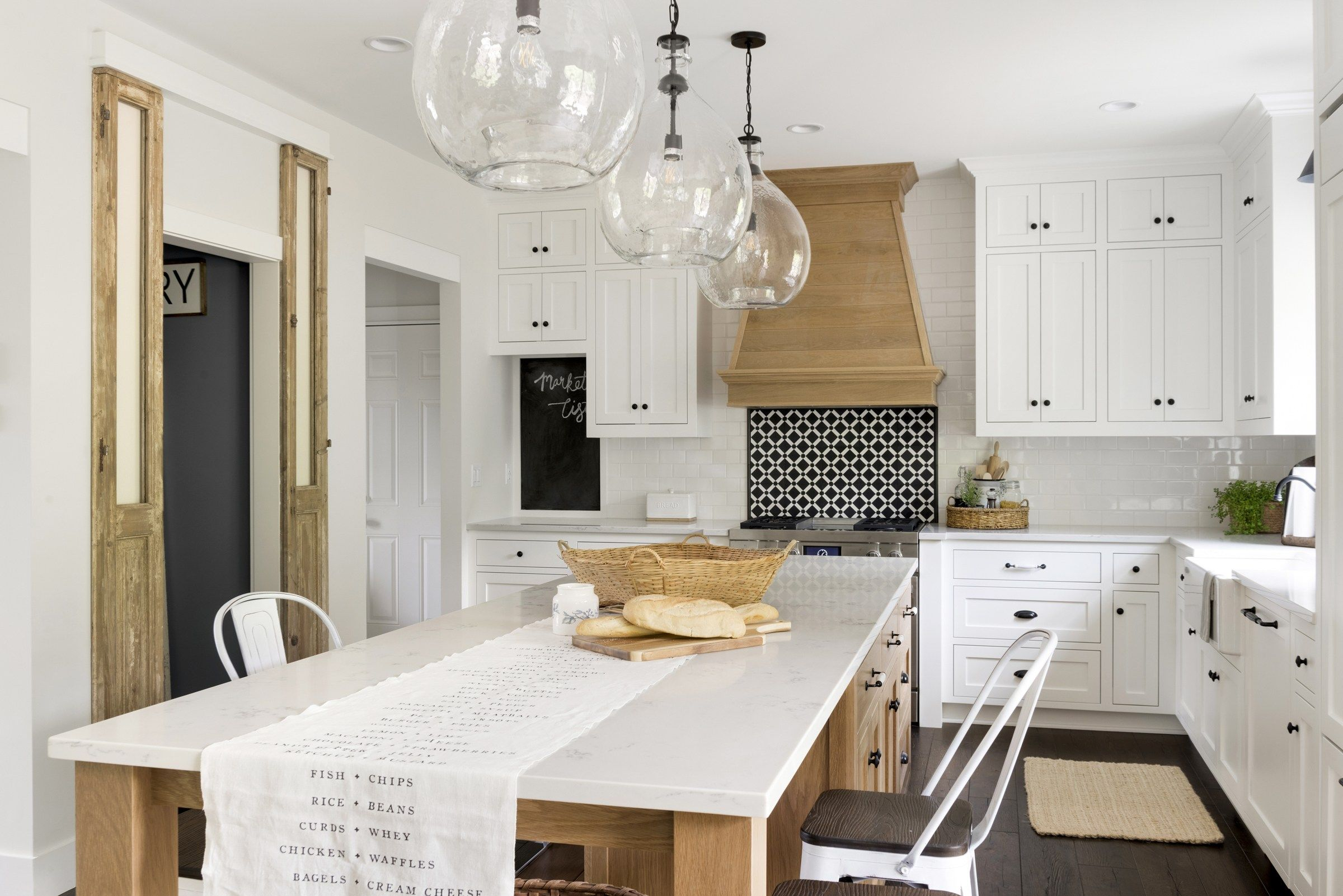 Modern French Country Kitchen Modern French Country Kitchen Island And Lighting Farmhouse